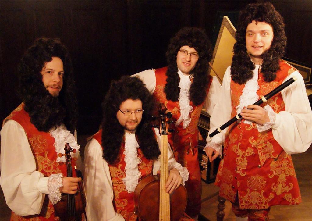 les Matelots - Barock Ensemble