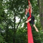 Akrobatik bei der Kinder Veranstaltung – 29.06.2014